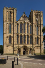 RIPON CATHEDRAL IN NORTH YORKS...
