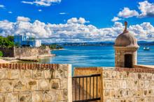 Gate To San Juan