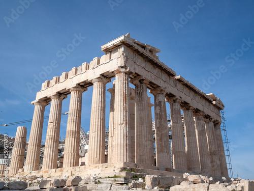 Canvas Prints Athens Parthenon temple