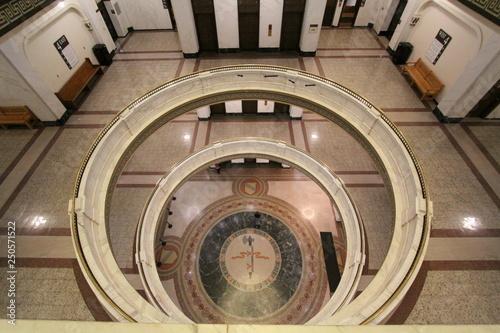 Rotunda of Douglas County Courthouse - Buy this stock photo