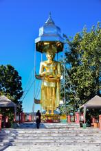 Wat Tha Ton Is A Buddhist Temp...