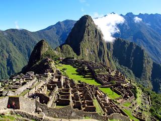 Peru Inca Cusco Machu Picchu Ameryka Południowa