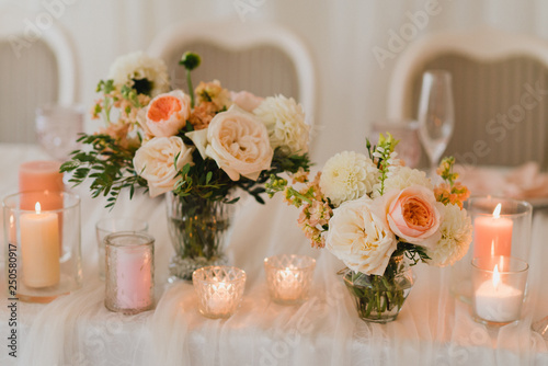 Coziness And Style Modern Event Design Table Setting At
