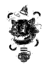 Suri The Bavarian Hangover Cat