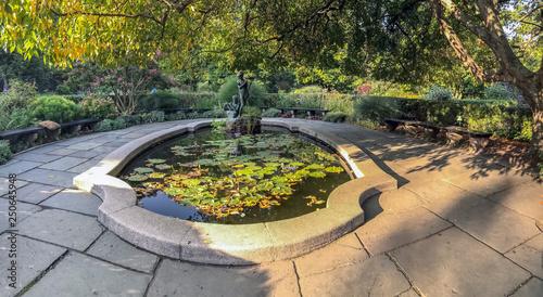 Foto Conservatory Garden Manhatten