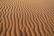 wellenförmiger Wünsten-Sand, Sahara