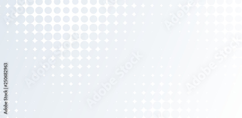 Photo  Light grey vector background with spots