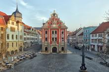 Gotha - Rathaus Und Hauptmarkt