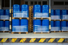 Toxic Waste/chemicals Stored I...