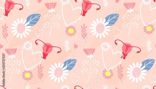 Fényképezés Seamless pattern