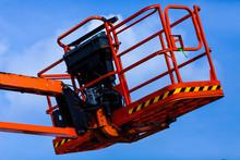 Elevating Crane Basket For Eng...