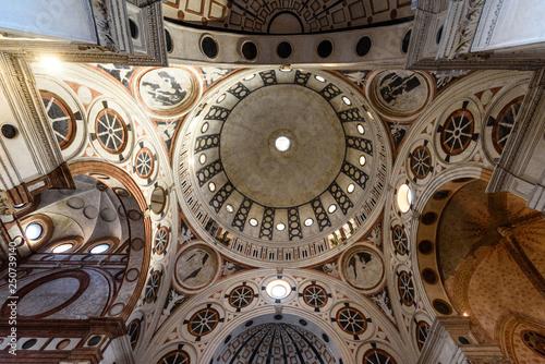Fotografie, Obraz  Milano chiesa Santa Maria delle Grazie
