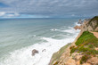 Cape Roca. The end of the mainland. Portugal