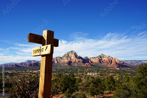 Coconino National Forest Canvas-taulu