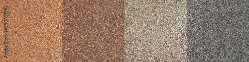 Obraz na plátně roof shingle texture