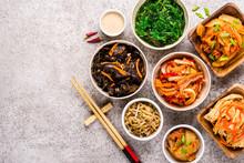 Assorted Korean Pickled Food A...
