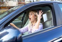 Upset Driver Caught In Unpleas...