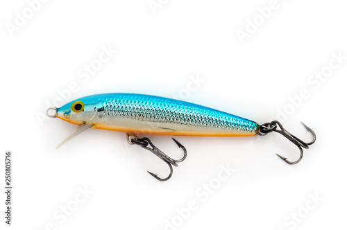Fotomural Fishing bait - wobbler