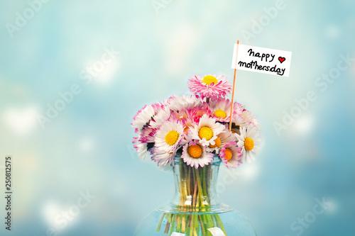 Blumen zum Muttertag Canvas-taulu