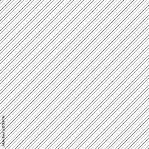 Obraz na płótnie Background with line diagonal pattern, vector illustration