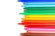 Colorful Set of Felt Pens,