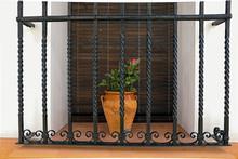 Mediterranean Style Window Wit...
