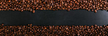 Aroma Roasted Coffee Beans On ...