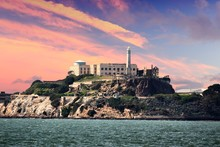 Alcatraz Sunset