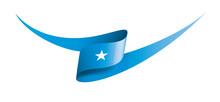 Somalia Flag, Vector Illustrat...