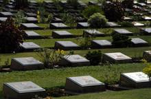The Kanchanaburi War Cemetery ...