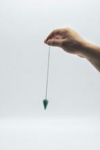 Pendulum Dowsing On An Isolate...