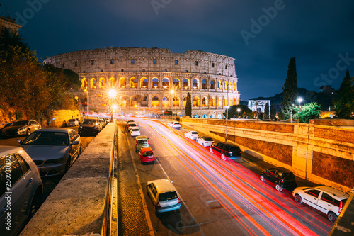 Fotografie, Obraz  Rome, Italy