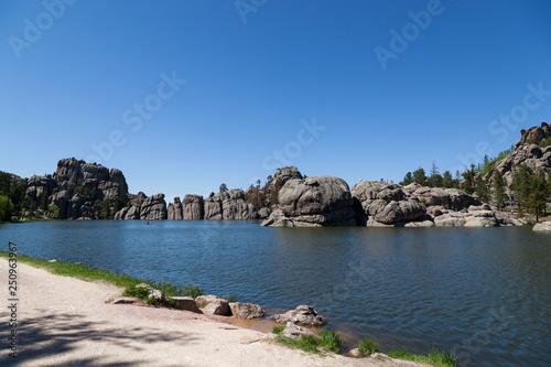 Fotografie, Obraz  Spring at Sylvan Lake