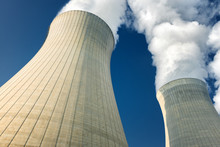 Power Plant Cooling Towers Ste...