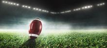 American Football Hintergrund