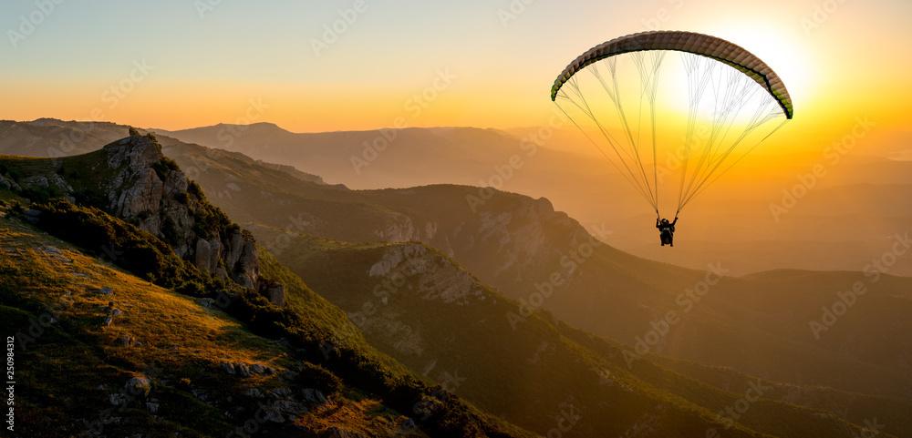 Fototapety, obrazy: mountain landscape Crimea