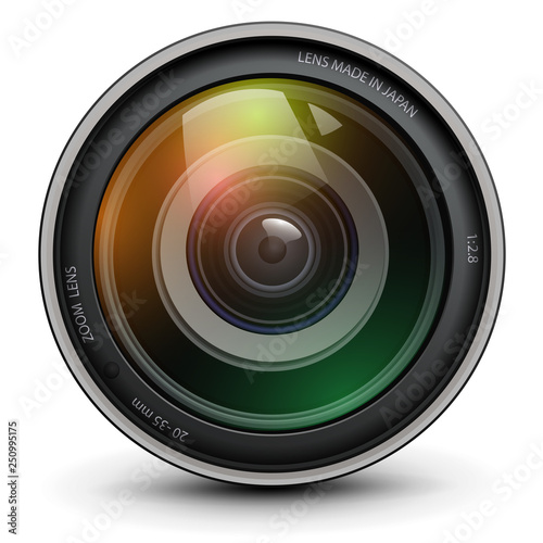 Fotografía  Camera photo lens
