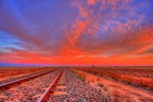 Indian-Pacific Railway Across ...