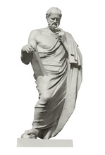 Statue Of Euclid, The Ancient Greek Mathematician