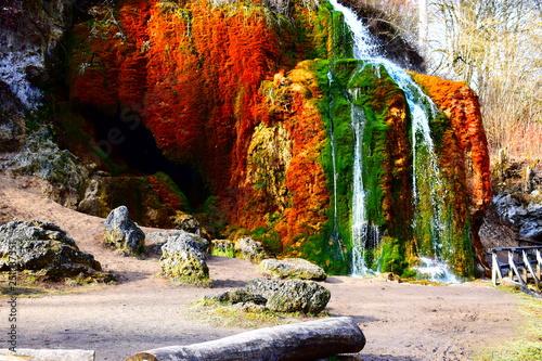 Valokuva  Dreimühlenwasserfall Nohn