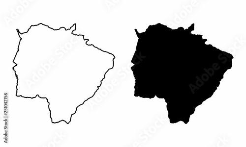 Fotografija  Mato Grosso do Sul State
