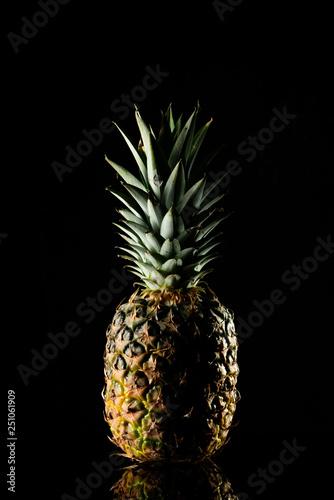 Fototapety, obrazy: ripe ananas