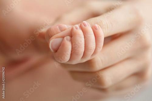 Photo  Baby fingers