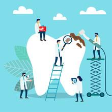Doctors Who Treat Giant Teeth ...