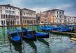 Canal Grande, Venice, capital of the Veneto region, a UNESCO World Heritage Site, northeastern Italy