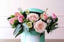 Beautiful Bouquet Of Flowers I...