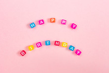 Happy Birthday Inscription Mad...