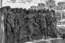 Sculpture Of Dancing Slaves In...