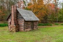 Appalachian Homestead Cabin