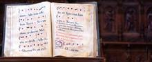 Old Gregorian Book
